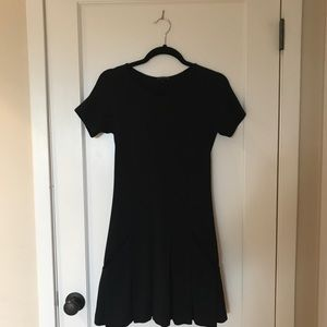 Theory small wool blend LBD